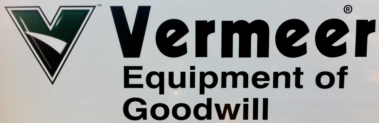 New & Used Equipment — Vermeer Equipment of Goodwill, Inc