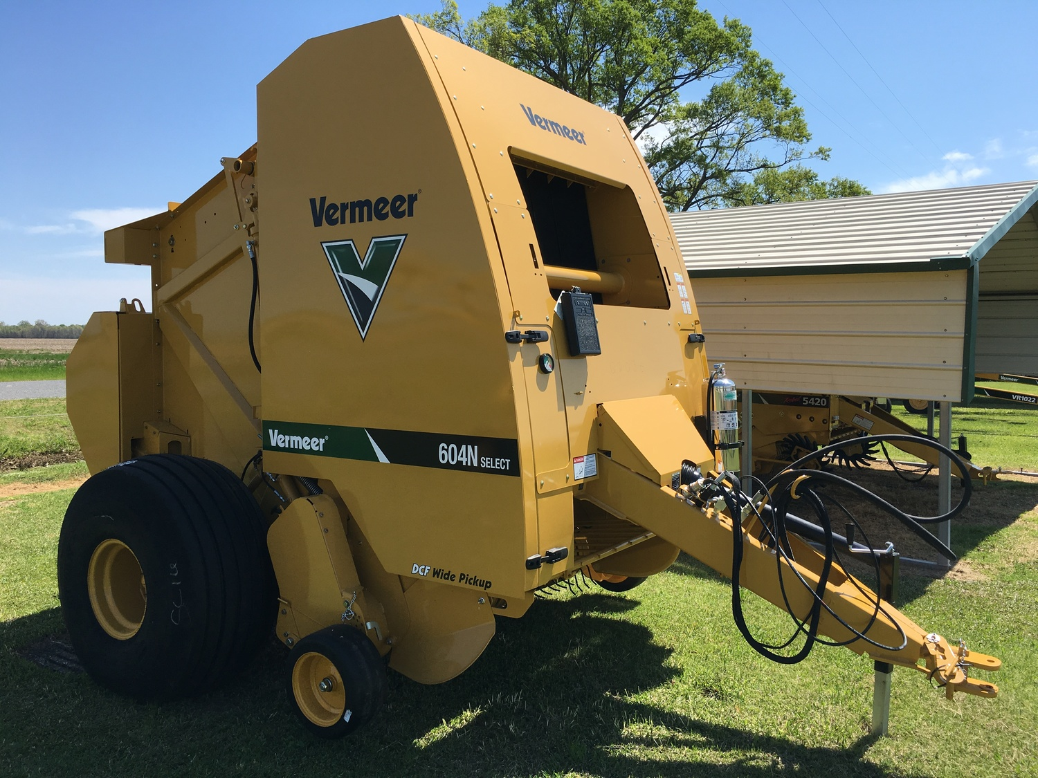 New & Used Equipment — Vermeer Equipment of Goodwill, Inc