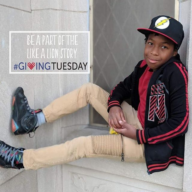 "Tomorrow is #Givingtuesday! It is the perfect chance to give back after days like today, Cyber Monday. #Givingtuesday is a worldwide initiative that encourages people to give of their time, talent and resources. Like a Lion will be able to match all gifts up to $2,000 thanks to two generous donors and we are excited about all the amazing things we will be able to do with these gifts. We encourage you to find a way to give back tomorrow, whether it be to Like a Lion or another worth cause, don't miss your chance to make a difference this #givingtuesday! ""None of us, including me, ever do great things. But we can all do small things, with great love, and together we can do something wonderful."" – Mother Teresa"