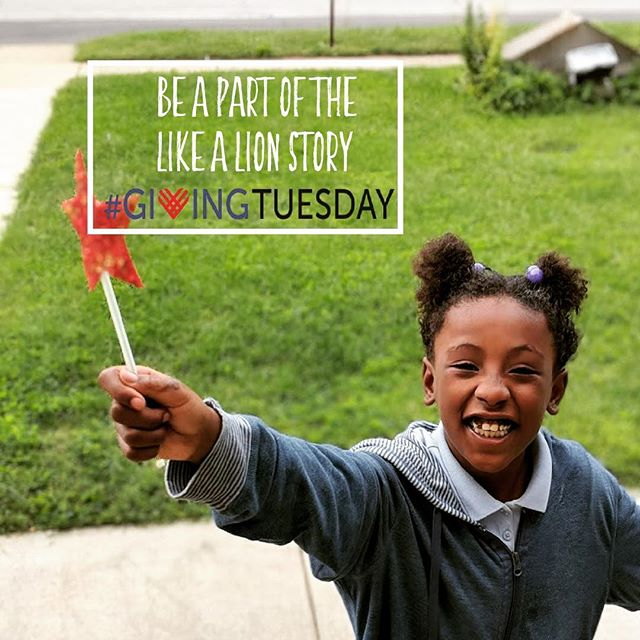 Giving Tuesday is finally here! We are so grateful to have a $2,000 matching gift this year and so excited that $1,200 of that has already been matched! Please help us reach our final goal this #givingtuesday and provide a hope that endures! Visit likealion.org today!