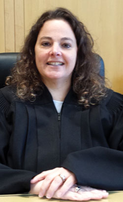 Judge Amy Blake