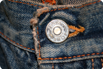 Damn right. siwanoy Nothing quite like a well worn pair of jeans……..