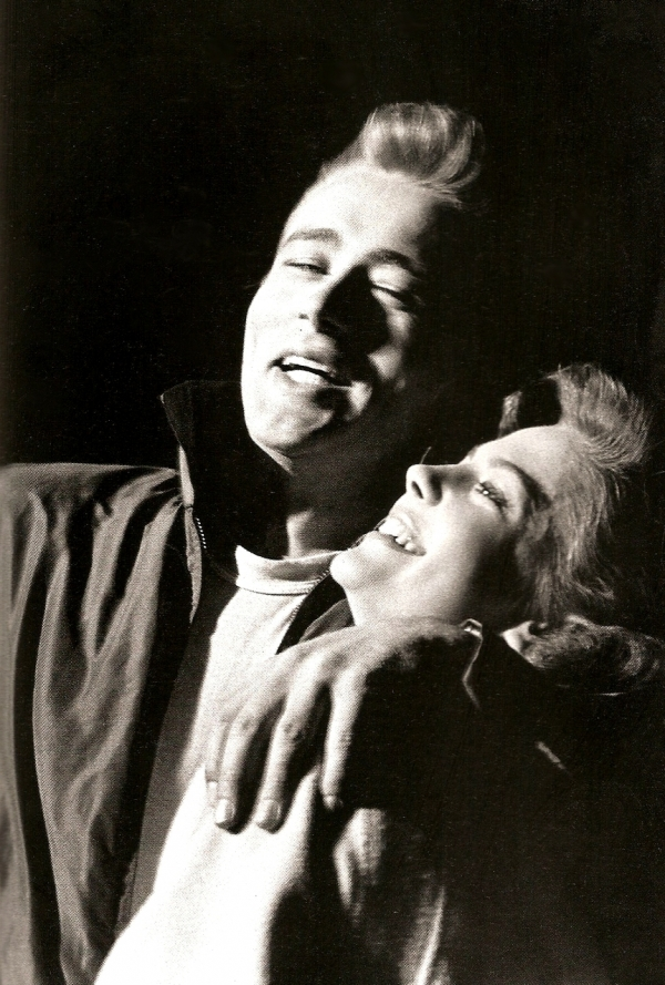 theniftyfifties: James Dean and Natalie Wood