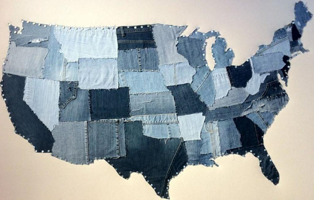 denimtherapy: Jeans of the United States of America