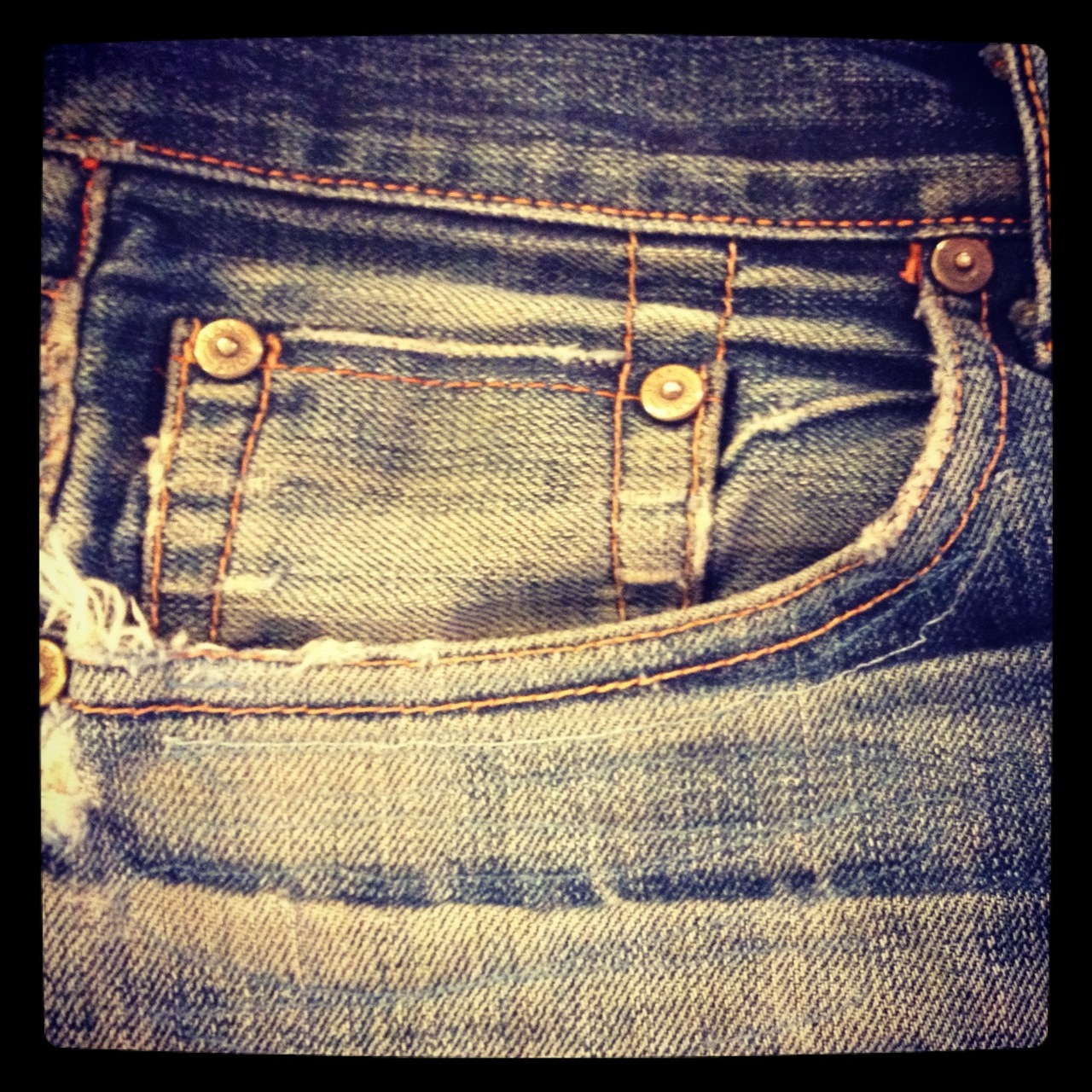 Who uses the coin pocket or 5th pocket on their 5 pocket jeans? I do but it's never easy to get coins out. Am I the only one, let me know……