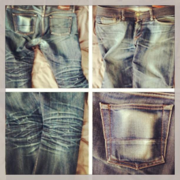#vintage #jeans #jeanshop #wellworn #madeinusa #selvedge