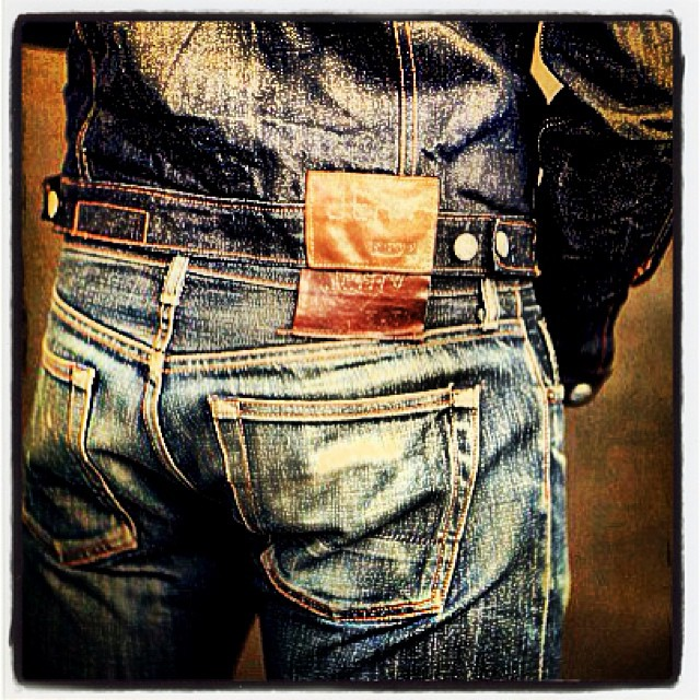 #jeanshop #jeans #selvedgedenim #selvedge #leather #jeans #nyc #jenshop