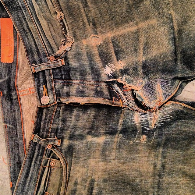 #vintage #jeanshop #wellworn #selvedgedenim #selvedge #fashion #denim #vintage