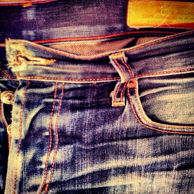 NICE. #vintage #denim #jeans #jeanshop #wellworn #selvedge #fashion #indigo