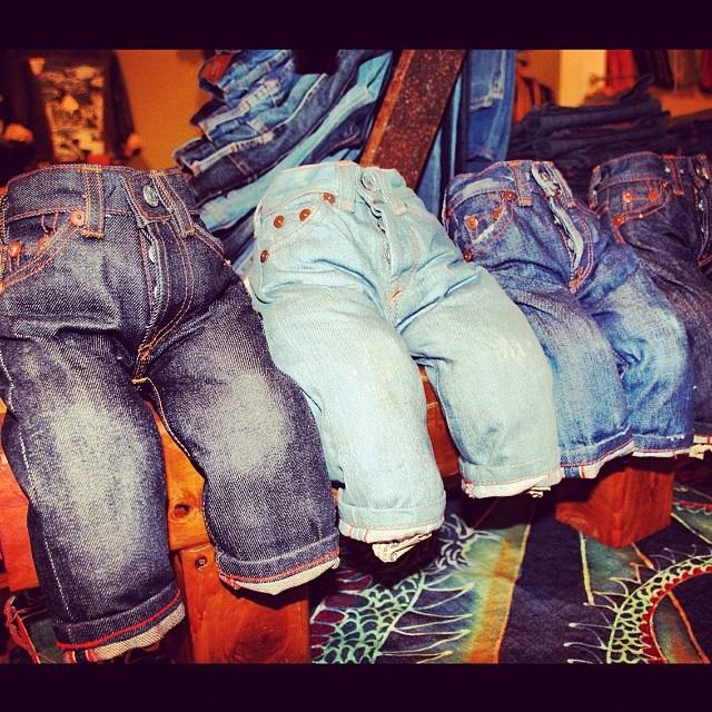 Mini Jeans #jeans #jeanshop #denim #fashion #madeinusa #mini #style #selvedge #washes