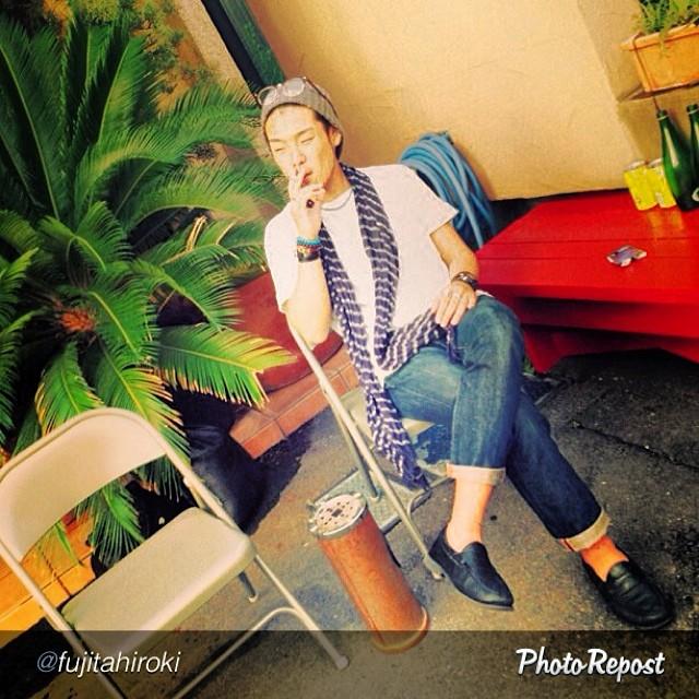 "by @fujitahiroki ""junji #han#jeanshop#bass#kika_ny#bilykirk#shuron#pisu#high_land"" via @PhotoRepost_app"