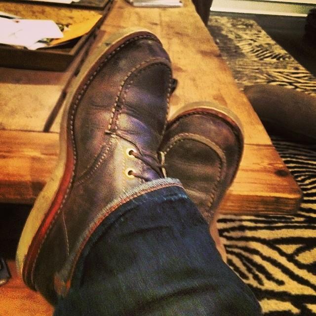 Chilling!! #jeanshop #originalchippewa #chippewa #quality #footwear #fashion #madeinusa #selvedge