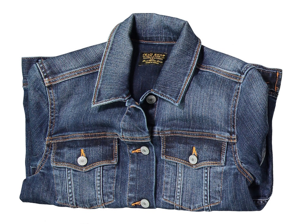 Angie, Brington $188 A classic women's denim jacket with a soft hand fabric and little added stretch for comfort