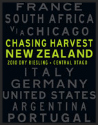 2010 Dry Riesling, Central Otago