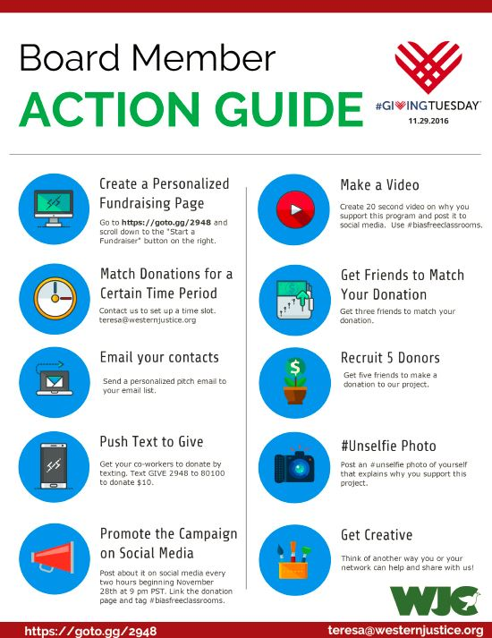Board Member Action Guide