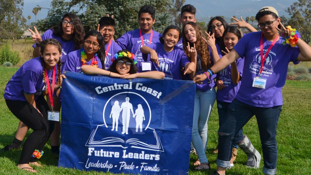 Summer Leadership Camp 2016- Volunteer Student Staff