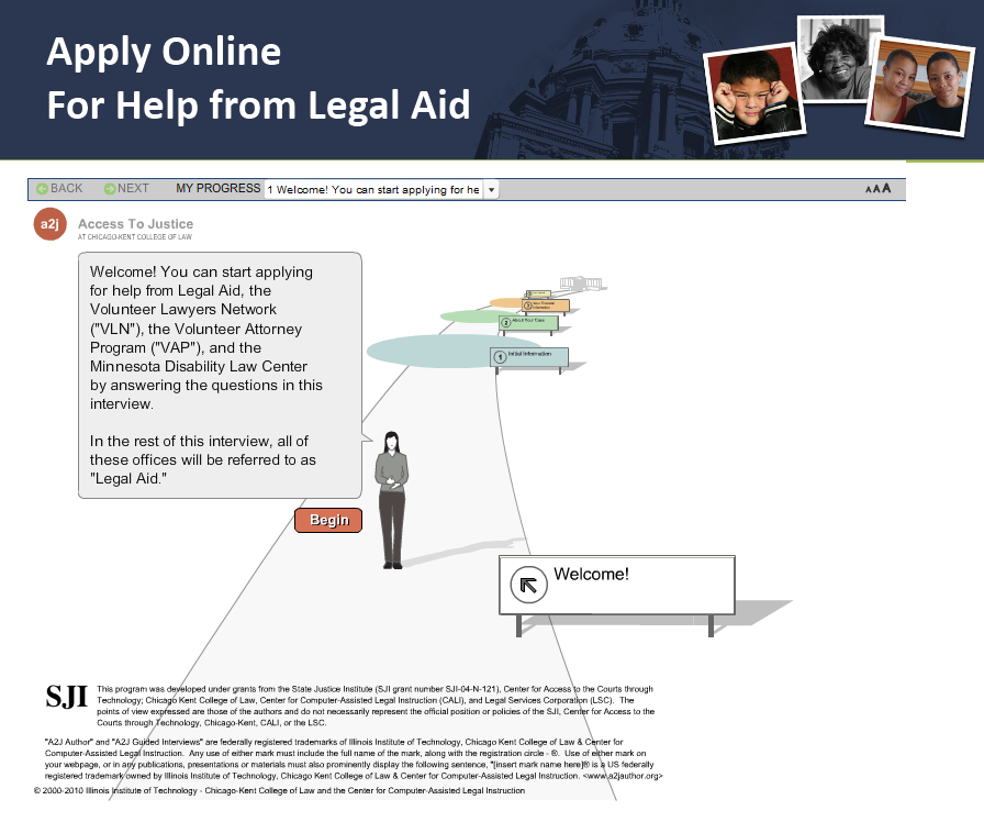 Online intake system now statewide legal services state support with the inclusion of judicare of anoka county inc the online client intake system operated by legal services state support now supports all seven ccuart Gallery