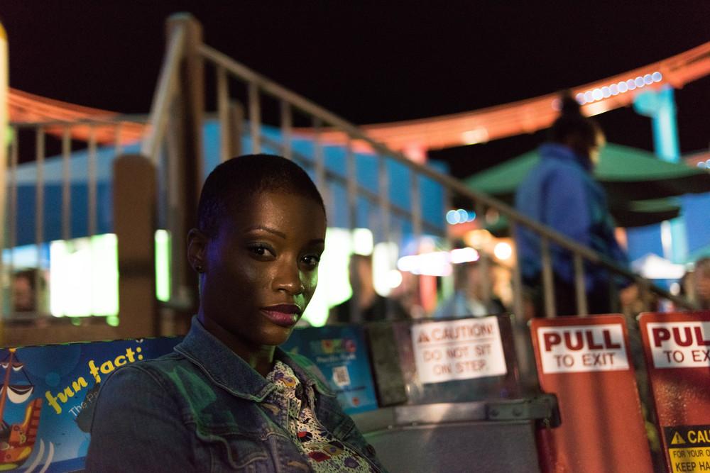 Santa Monica Pier Carnival