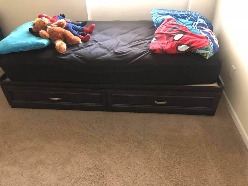 Kid Bed Frame $60