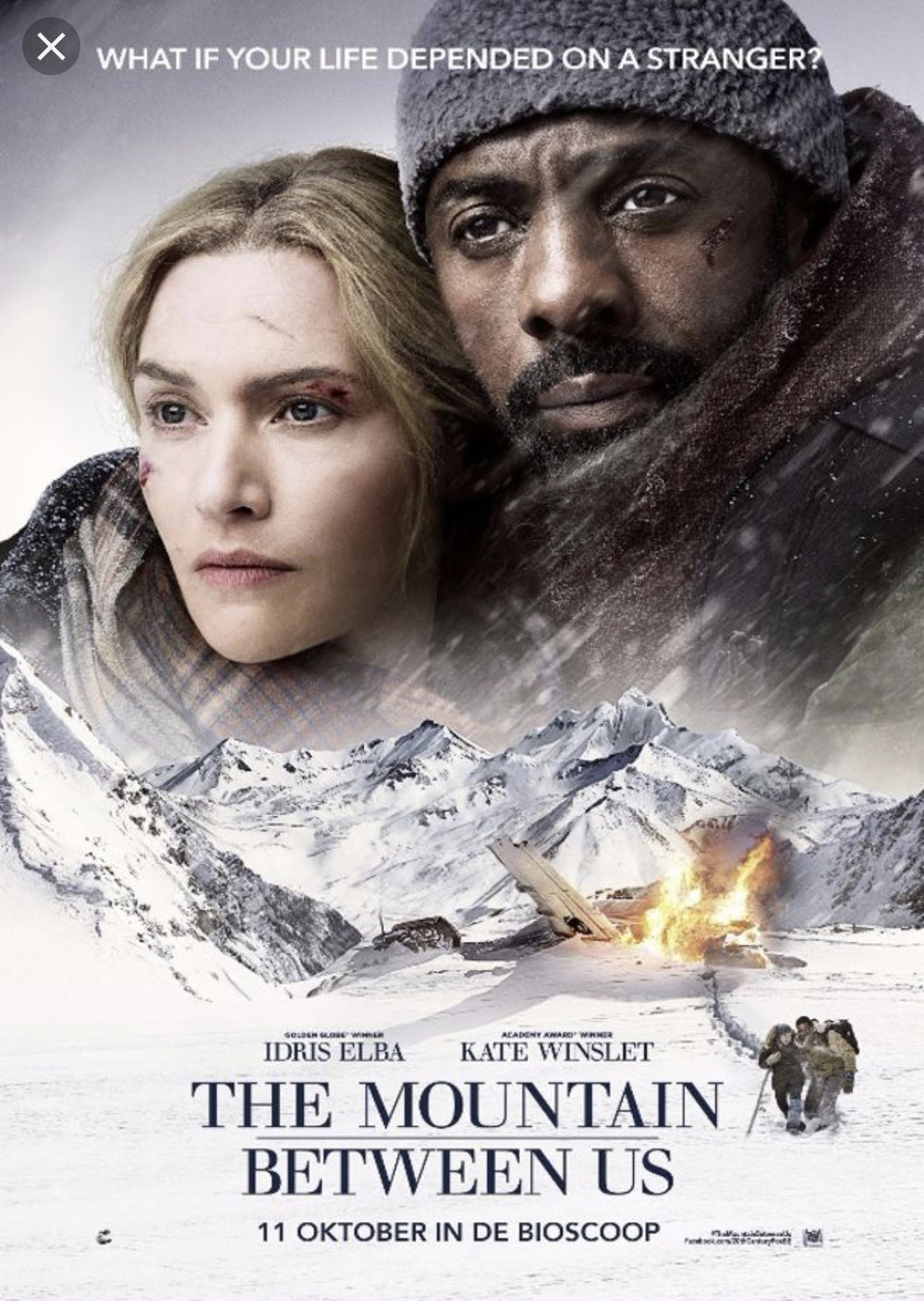 THE MOUNTAIN BETWEEN