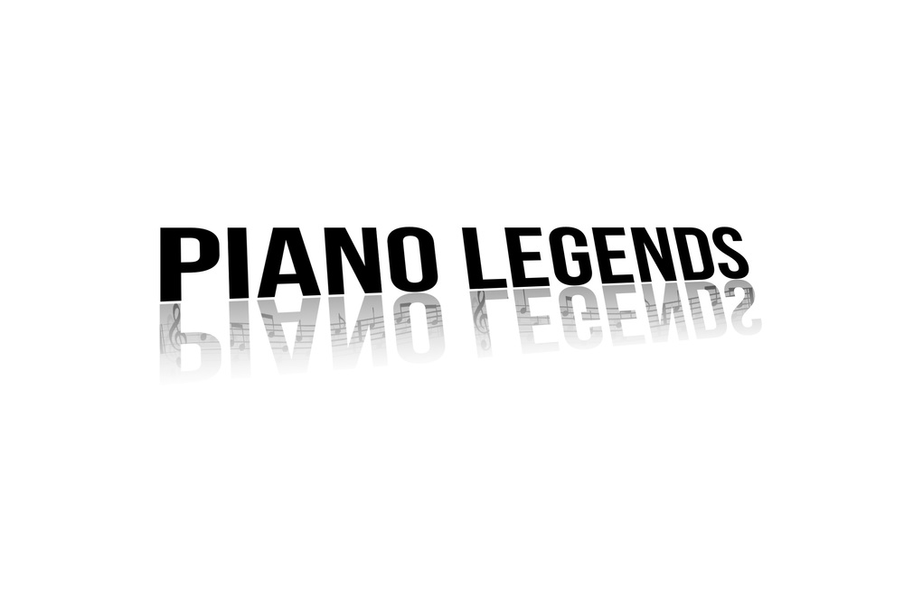 Logo Concept - Piano Legends