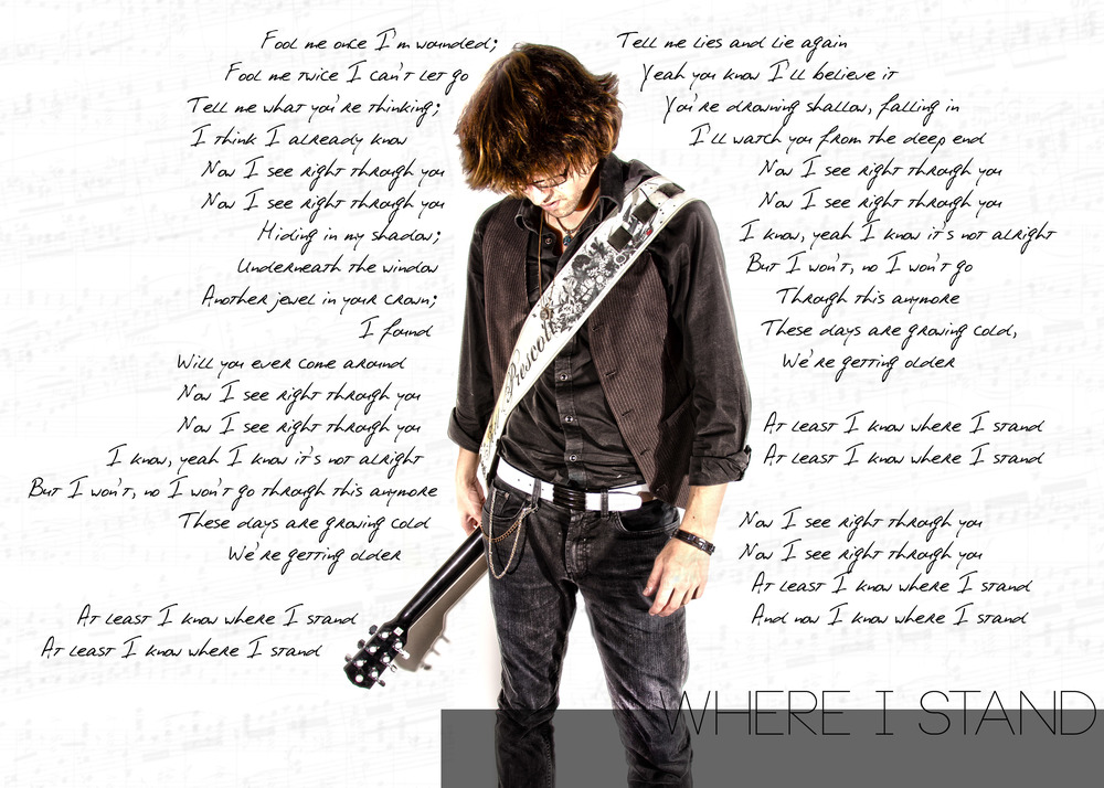 ITunes Album Booklet- Jett Prescott