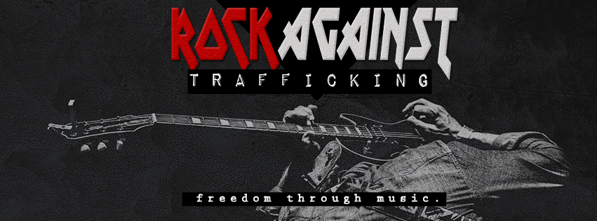 Rock Against Trafficking Branding