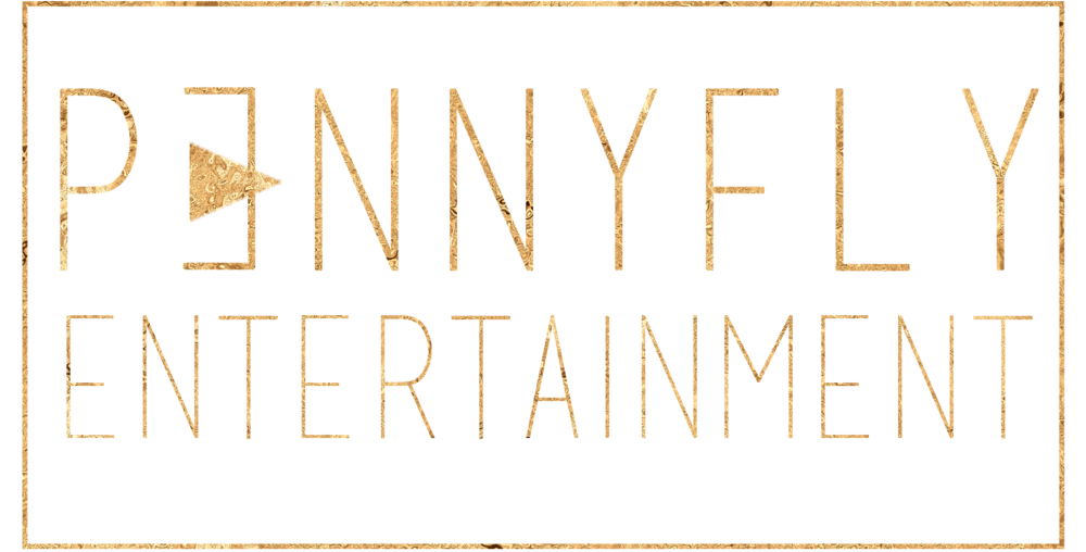 PennyFly Entertainment Logo