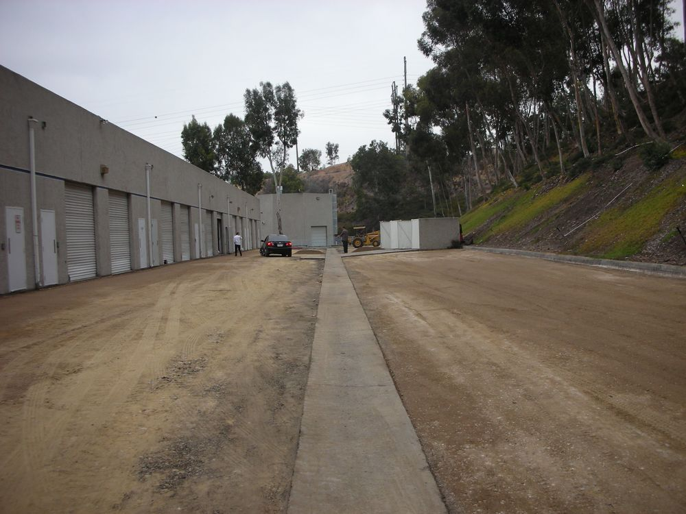Before SoCal Paving