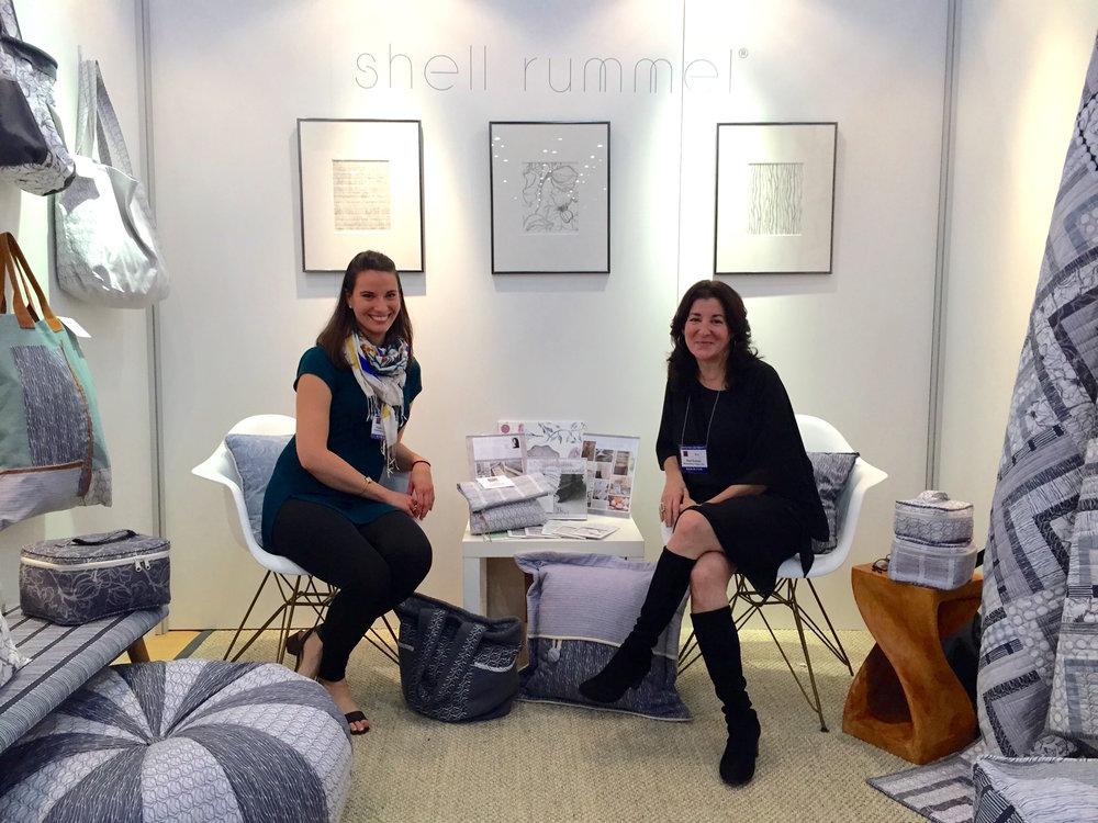 Shell Rummel Quilt Market 3