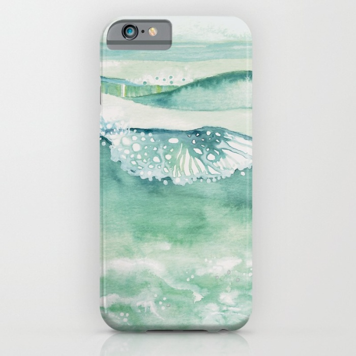 Shell Rummel society6 cellphone cases