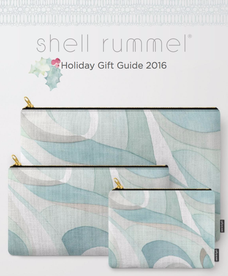 Shell Rummel Holiday Gift Guide