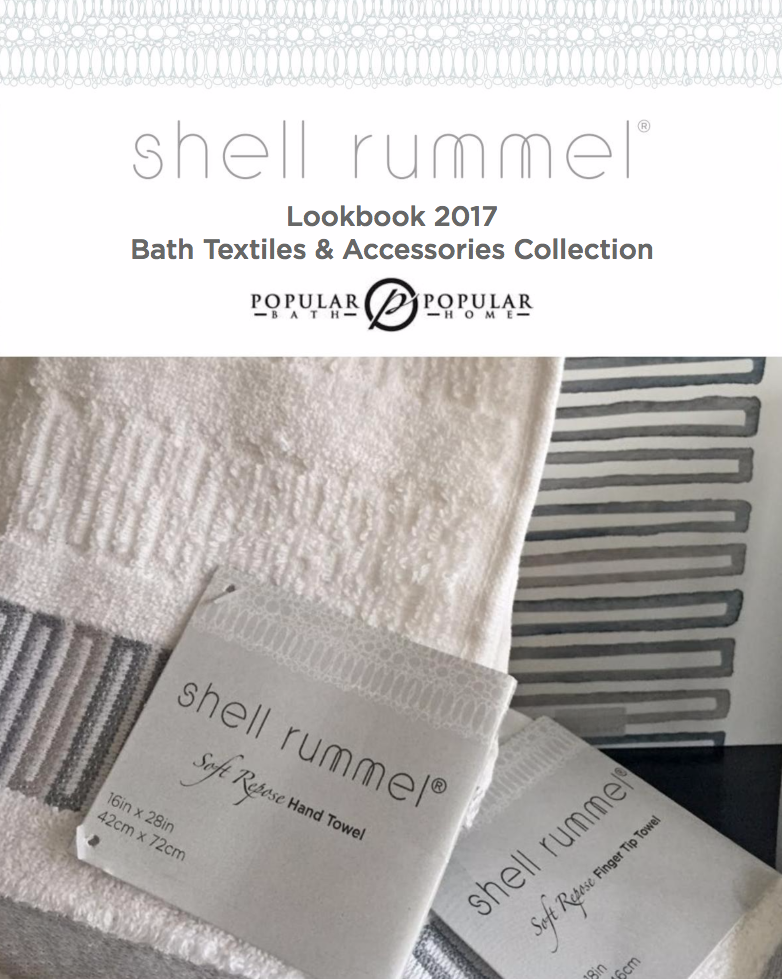 Shell Rummel Lookbook for bath