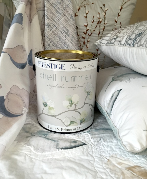Shell Rummel Prestige Paint collection