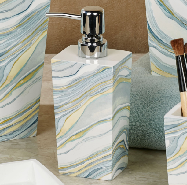 Shell Rummel Sandstone Bath Collection