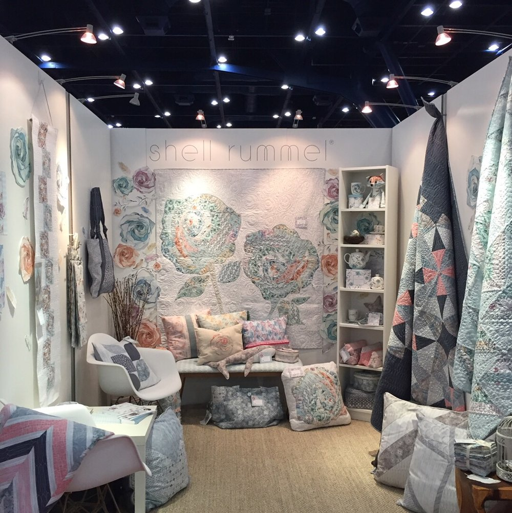 A recap of our time in Houston at Fall Quilt Market. We debuted our Bloom Beautiful collection. Read More...