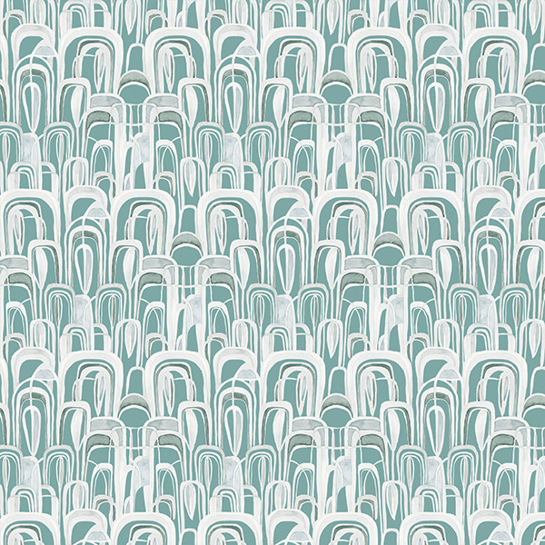 Pattern: Reverie Palette: Marine