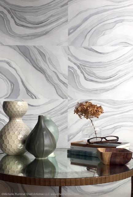 Pattern: Sandstone - Soft Grey