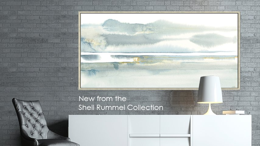 shell rummel wall art picture source