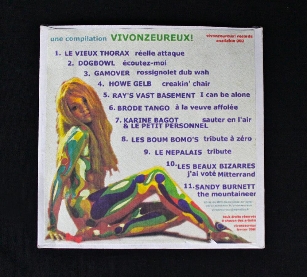Vivonzeureux - Hoptiliste (compilation)