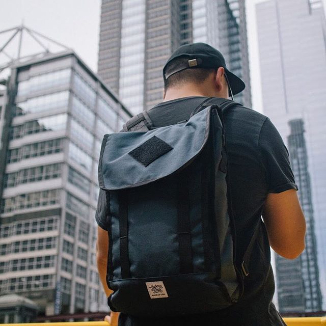 Where will your backpack take you today? #roamwithus 🤞