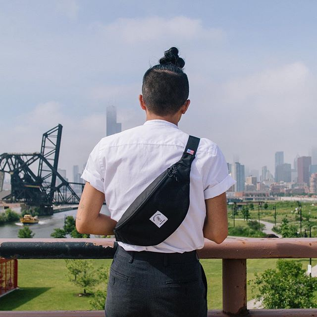 Our Hip Packs are the perfect size to hold all of your daily essentials! Available online soon #roamwithus