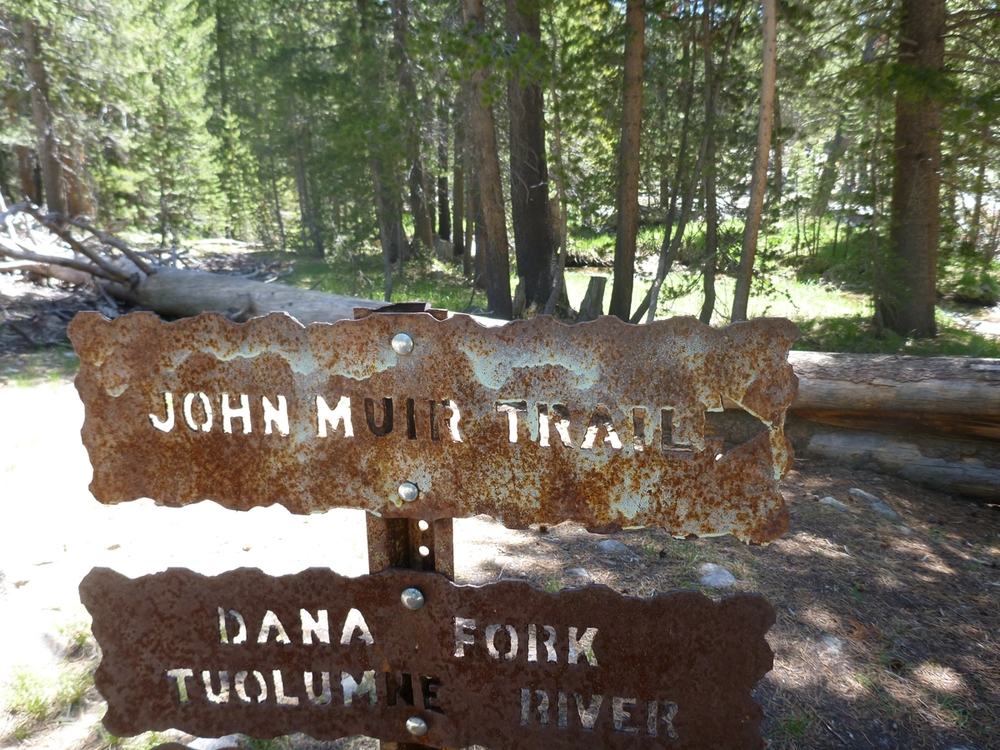 Leaving Tuolumne