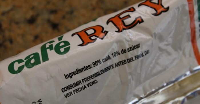 10% de azúcar?!