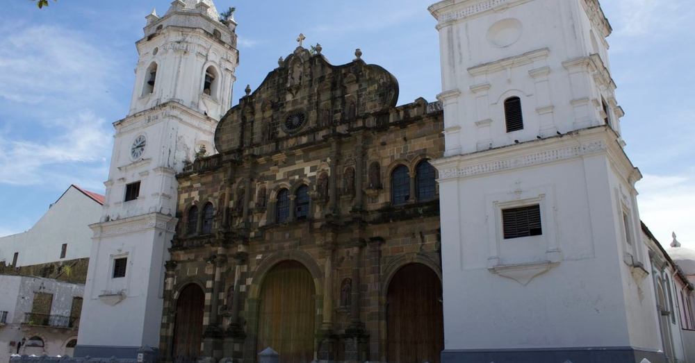 Church in Casco Viejo