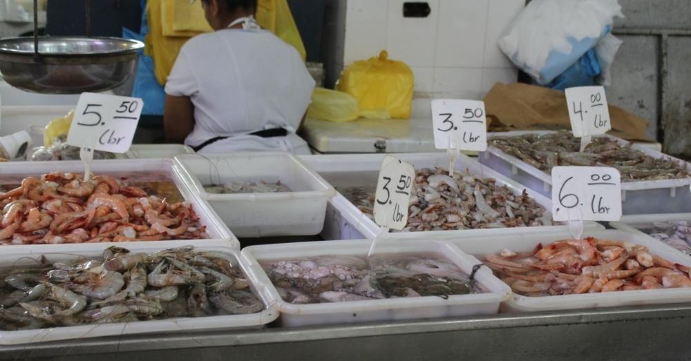 Mercado de Mariscos