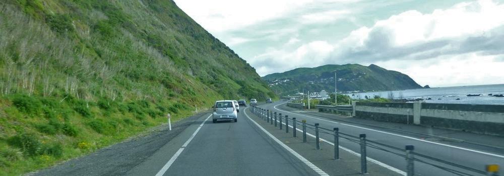 Into Wellington