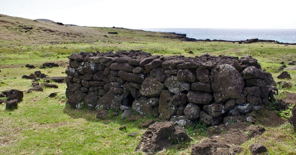 Easter Island Chicken Coop