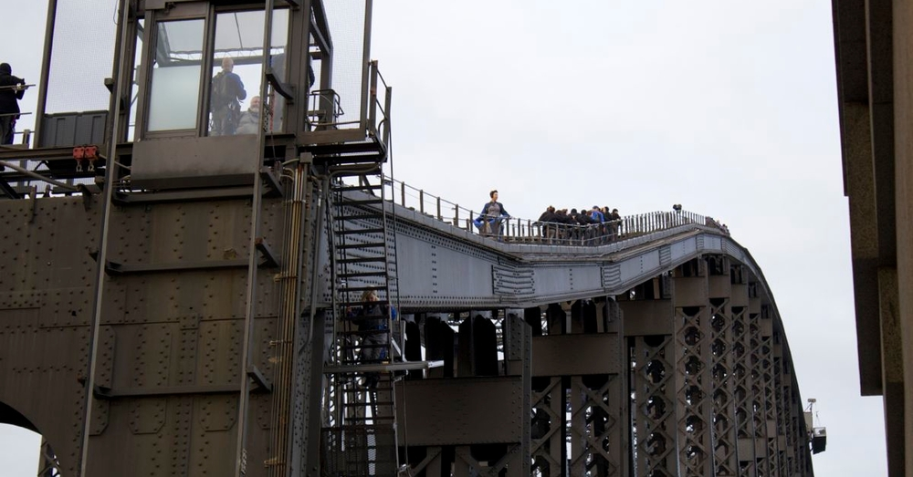 Harbour Bridge Climb