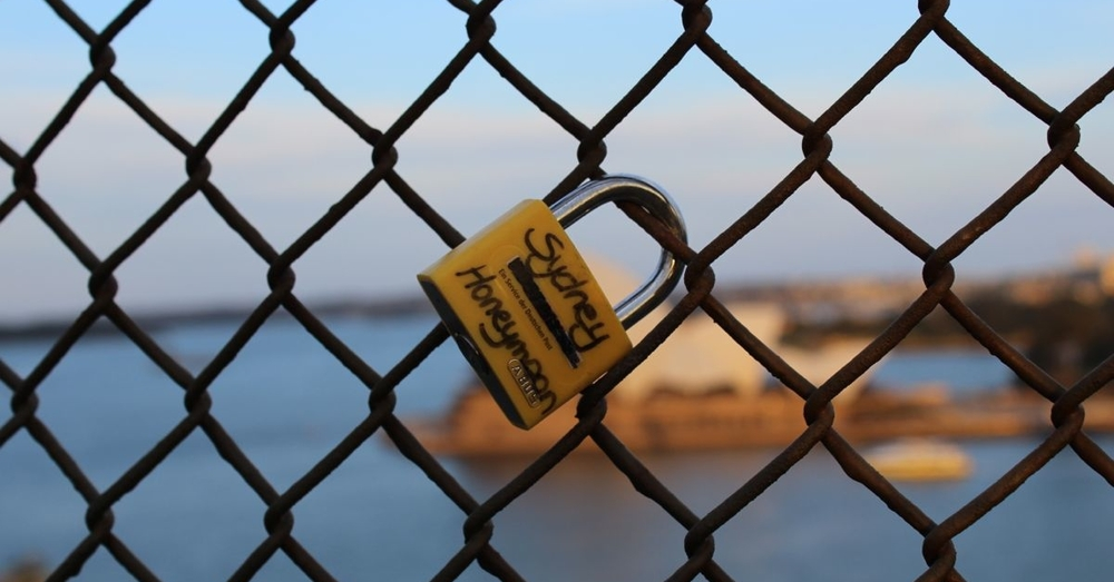 Love-locked.